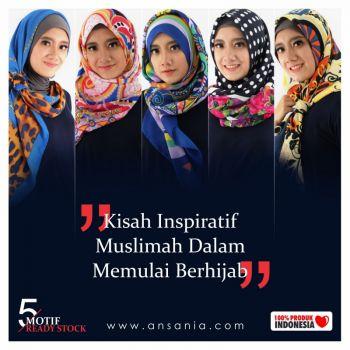 Kisah Inspiratif Muslimah dalam Memulai Berhijab